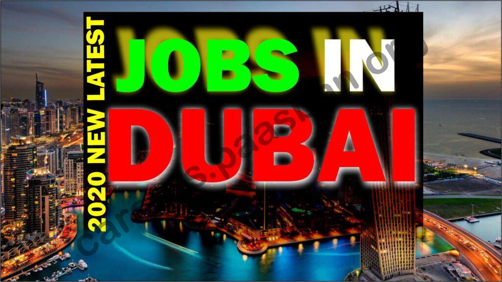 2020 dubai jobs for freshers